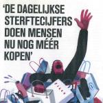 Illustratie HUMO dossier koopverslaving december 2020